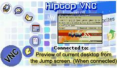 HiptopVNC Screenshot 2