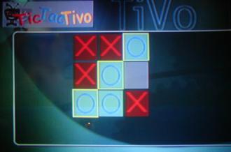Tic-Tac-Tivo Screenshot